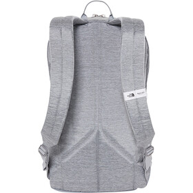 The North Face Rodey Sac à dos, mid grey dark heather/tnf black
